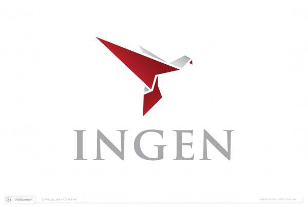 The Sponge Branding: Ingen Brand Mark