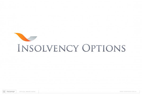 The Sponge Branding: Insolvency Options Brand Mark
