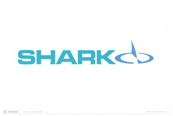 The Sponge Branding: Shark Time Pieces Brand Mark