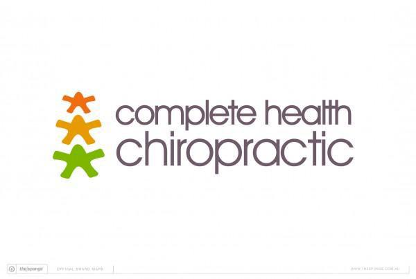 The Sponge Branding Complete Health Chiropractic Logo 02