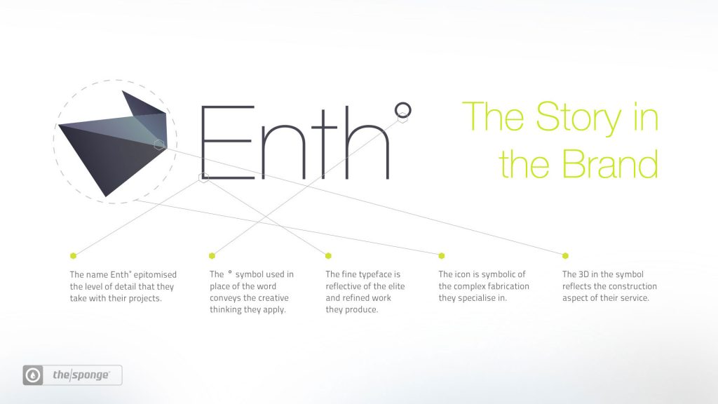 Enth Degree Projects Brand Story